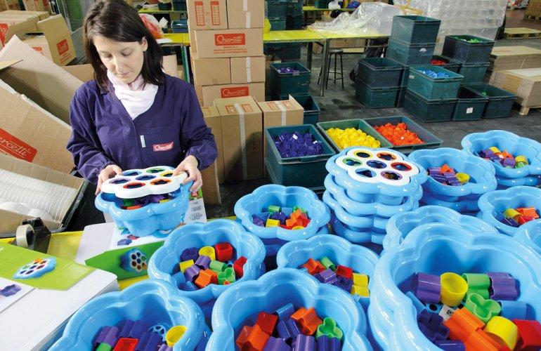 Produzione Giocattoli In Plastica.Alla Scoperta Della Filiera Dei Giocattoli Nel Paese Dei Balocchi