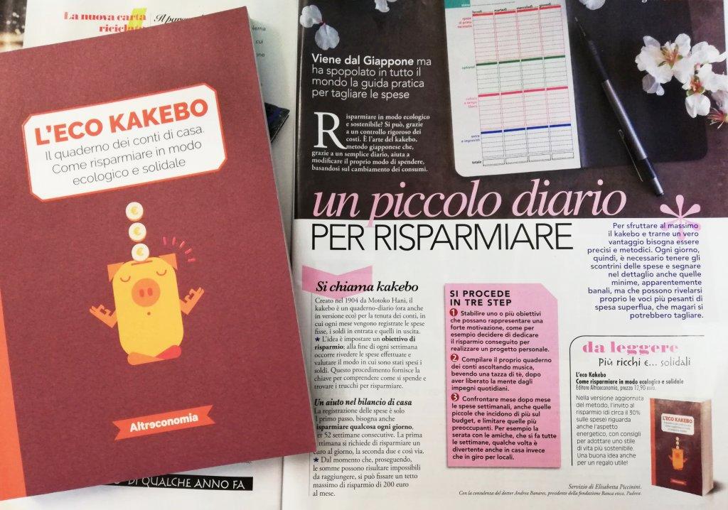 leco kakebo il quaderno dei conti di casa come risparmiare in modo ecologico e solidale
